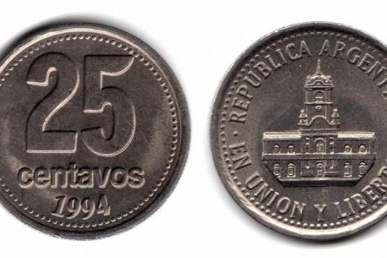 Cómo saber si se cortó la luz en tu casa con una moneda de 25 centavos