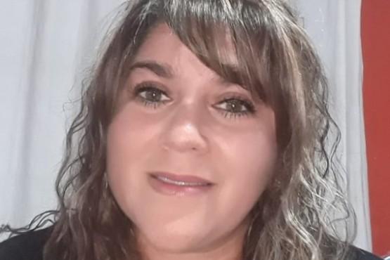 La concejal Carina Bosso (UCR)