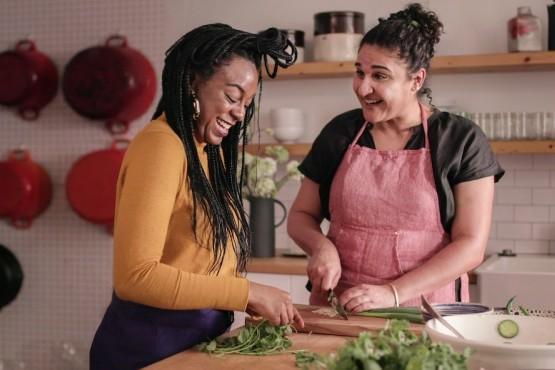3 series de cocina que no podés perderte en Netflix
