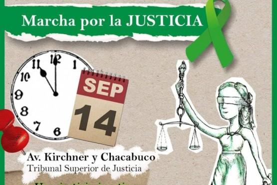 Marcha de justicia por víctimas de abuso sexuales