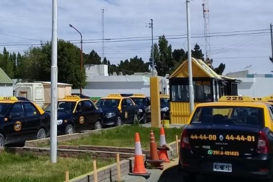 Río Gallegos: taxistas lograron una prórroga de 60 días en las inspecciones