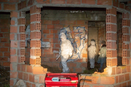 Un hombre se quitó la vida dentro de una obra en construcción