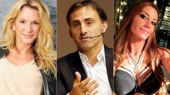 Yanina, Diego, Natacha.