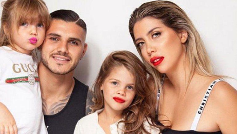 Familia Icardi.