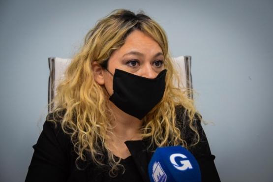 """Bárbara Biott: """"vamos a atender a todos"""""""
