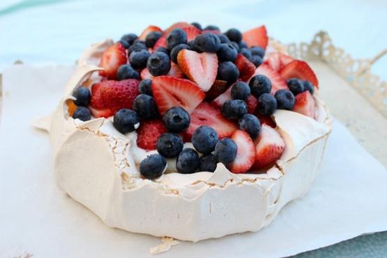 Pavlova: una torta sencilla y deliciosa para disfrutar de postre