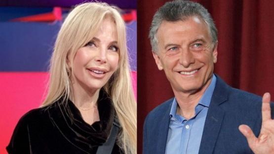 Graciela Alfano contó la experiencia sexual que tuvo con Mauricio Macri