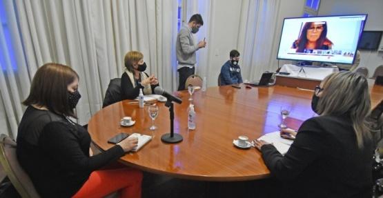 Se potenciará la distribución de netbooks en Chubut
