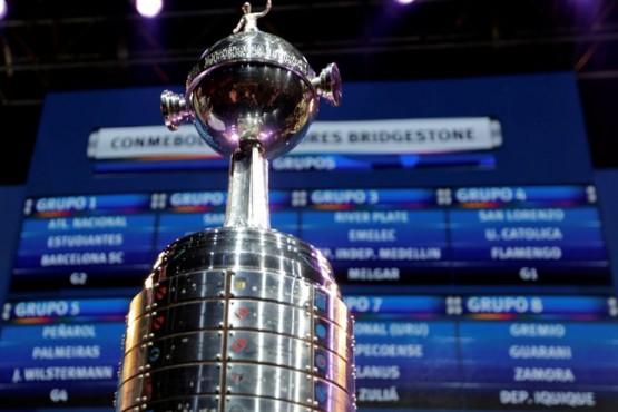 Los equipos argentinos vuelven hoy a la jugar por la Copa Libertadores