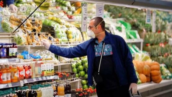 La canasta básica alimentaria aumentó el 2,6% en agosto