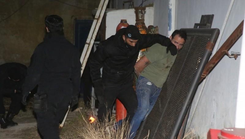 Un hombre detenido tras persecución