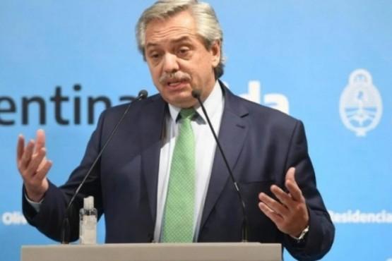 El Presidente presenta las obras de refuncionalización en el complejo médico Churruca Visca