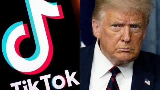 Trump prohibirá la descarga de TikTok y WeChat el domingo