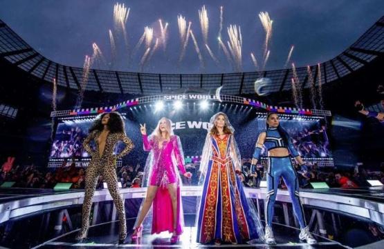 Las Spice Girls quieren regrabar el videoclip de