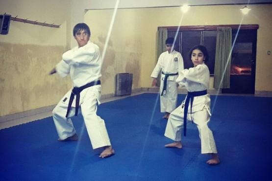 Karatekas santacruceños en el 53° Torneo Argentino de Karate