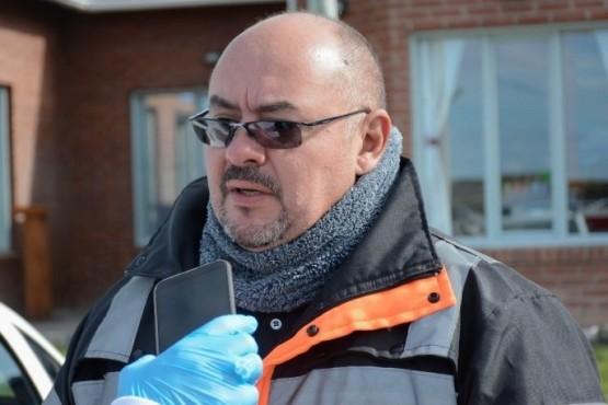 Diego Farías se encuentra realizando aislamiento preventivo
