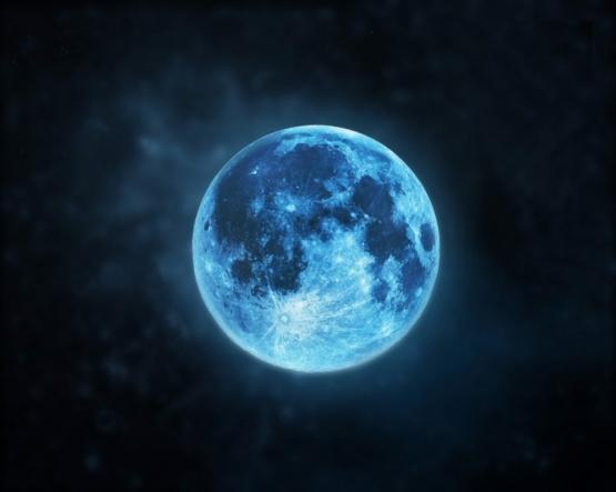 """Cuándo y dónde ver la """"Luna azul"""""""