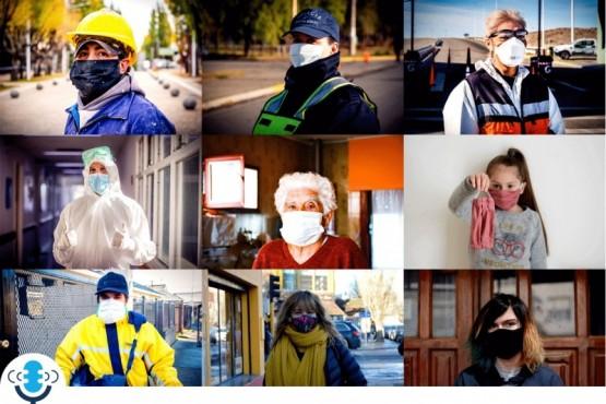 """""""Crónicas de una pandemia en Santa Cruz"""""""