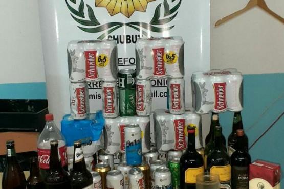 Controles: infracciones, secuestro de autos y bebidas alcohólicas