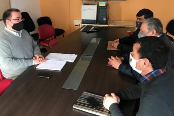 Se firmó un convenio para que empleados municipales se capaciten en las plataformas del Gobierno