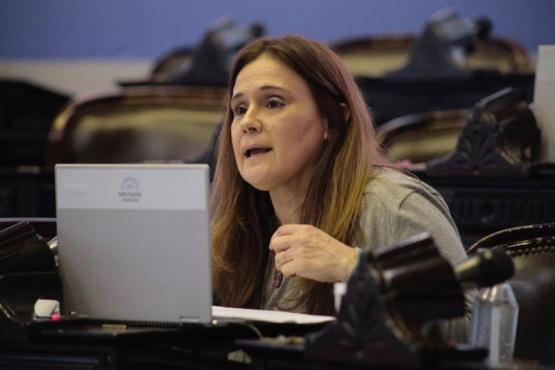Paola Vessvessian, diputada nacional.