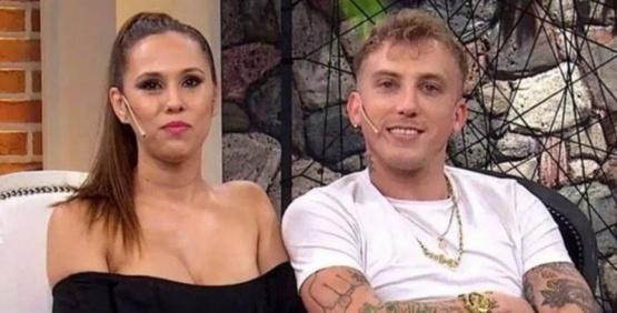 El Polaco y Barby Silenzi le hacen frente a los rumores de crisis de pareja