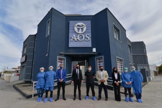 Trelew firmó un convenio de capacitación con Centro Odontológico