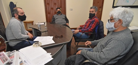 Avanza el diálogo entre el Gobierno y SOYEAP
