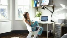 El 43% de trabajadores quiere mantener el home office