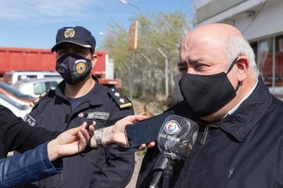 Municipio repudió la fiesta clandestina del fin de semana en la zona de Rocas Coloradas