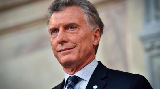 Mauricio Macri.