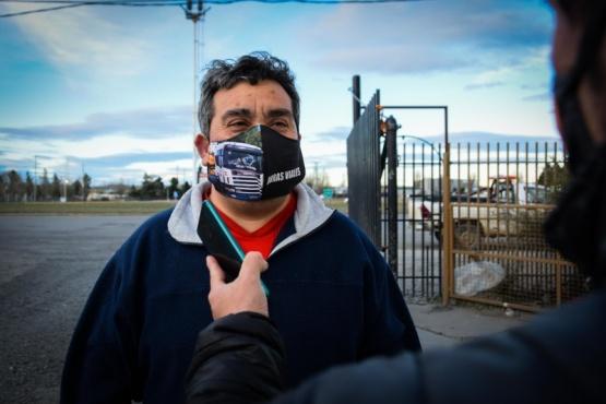 """""""Nony"""" Agüero es el nuevo Director de Obras Viales"""