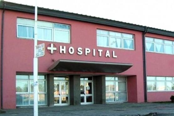 La bebé se encuentra internada en la sala de Terapia Intensiva en Caleta Olivia.