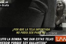"La Bomba Tucumana: ""Esta ropa es de una villera boliviana"""