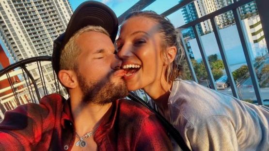Stefi Roitman y Ricky Montaner se casaron
