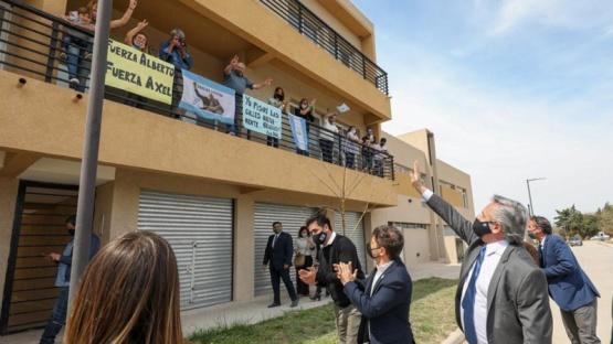 """""""Tener un techo es un derecho que hace a la condición humana"""""""