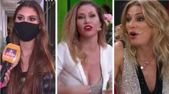 Lola Latorre le puso los puntos a Adabel Guerrero en vivo al hablar de Yanina