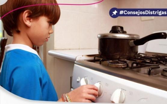 Medidas de seguridad para evitar accidentes domésticos