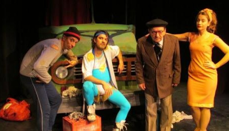 El Municipio invita a los grupos teatrales a la convocatoria del Instituto Nacional del Teatro