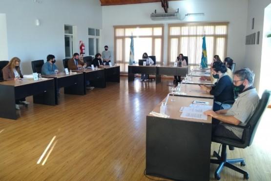 El Estado Municipal adhirió a la Ley Micaela