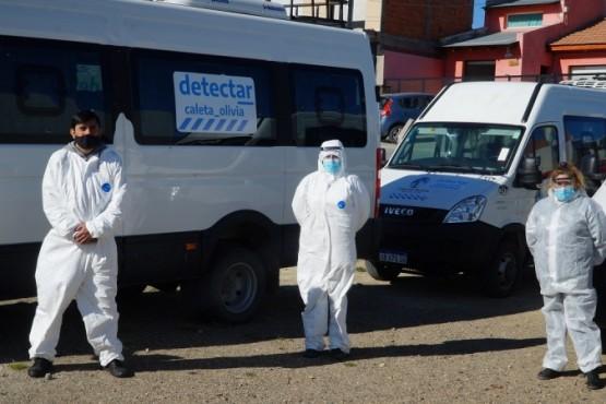 El Plan Detectar permitió sumar 6 nuevos casos positivos que fueron aislados
