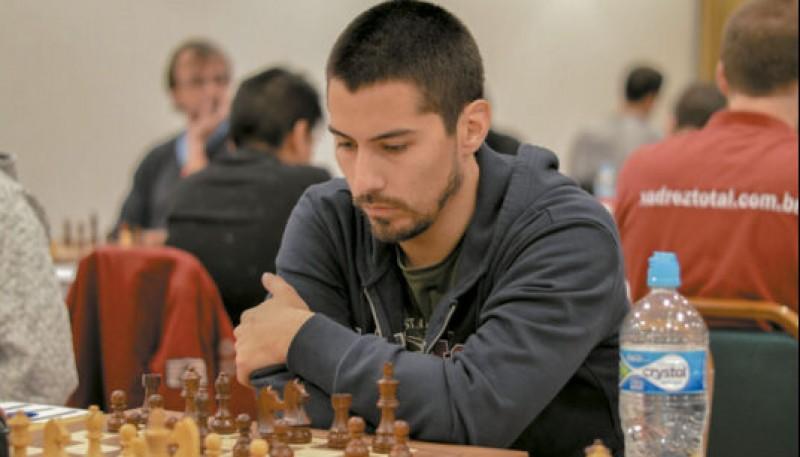 El chileno García lideró al equipo nuestro.