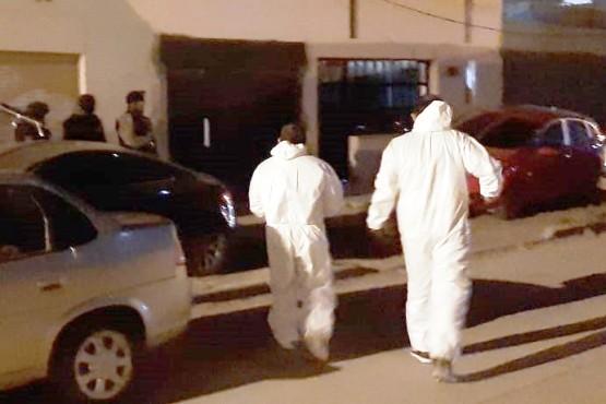 Secuestraron armas y drogas tras allanamientos