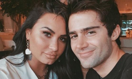 Demi Lovato y Max Ehrich cancelaron su casamiento