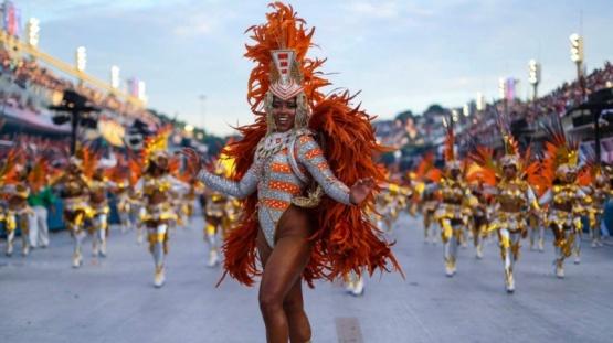 Río de Janeiro suspendió sus desfiles de Carnaval 2021 por la pandemia