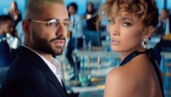 """""""Pa' ti + Lonely"""": La propuesta de Jennifer Lopez y Maluma juntos"""