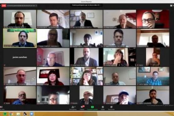 Se concretó Primer Encuentro Virtual de Foro del Petróleo y Gas