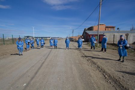 Continúan los operativos territoriales de COVID – 19