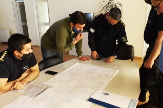 Municipio cedió terreno en comodato a la Policía