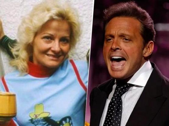 """Luis Ventura sobre la madre de Luis Miguel: """"Marcela Basteri está viva"""